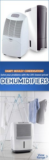 Dehumidifiers from £19