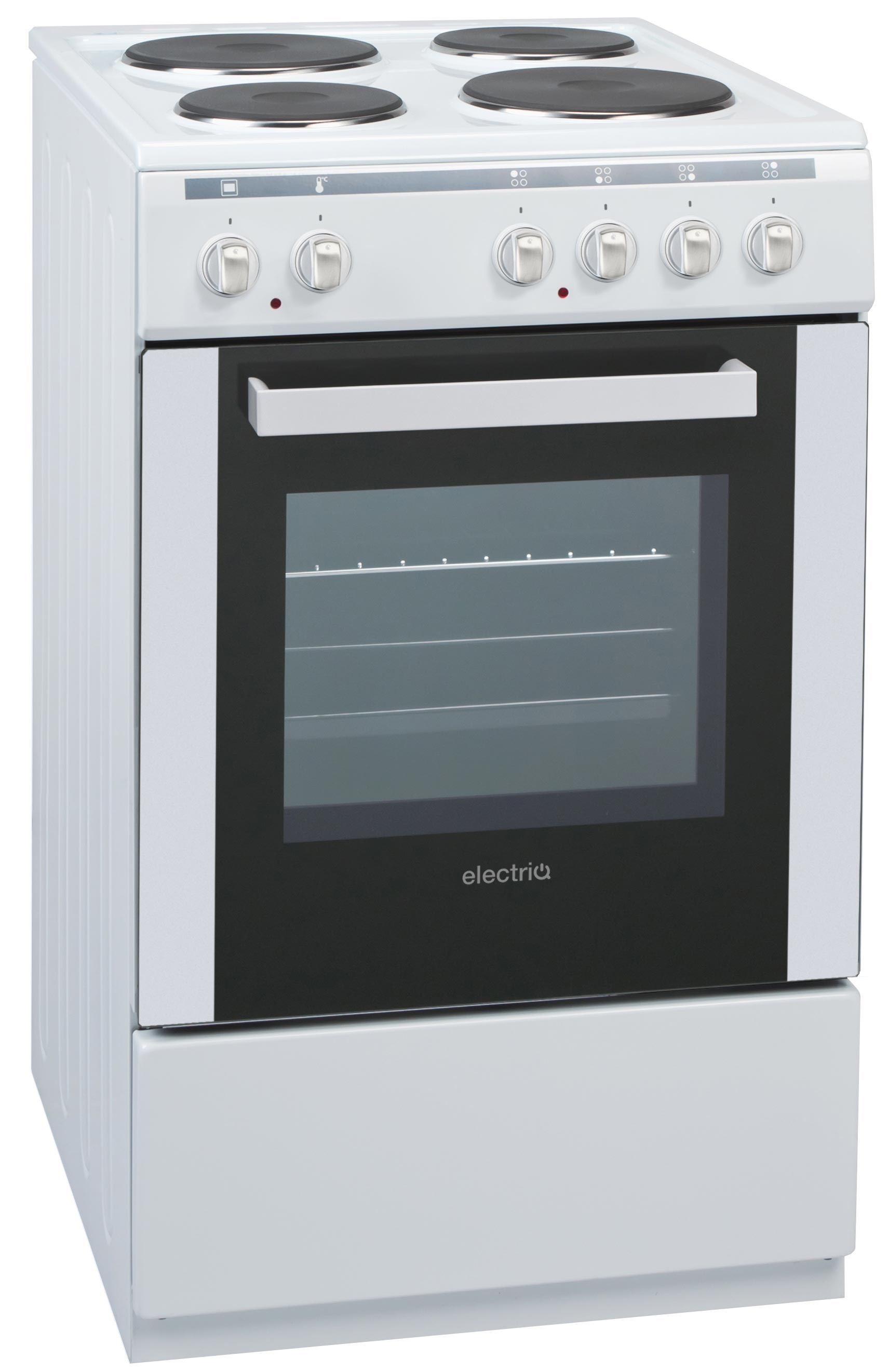 Single oven cookers electric