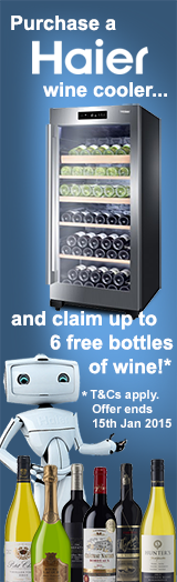 Claim up to 6 free bottles of wine!