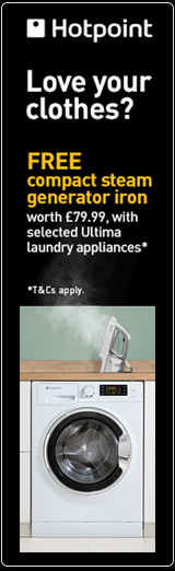 Hotpoint love your clothes