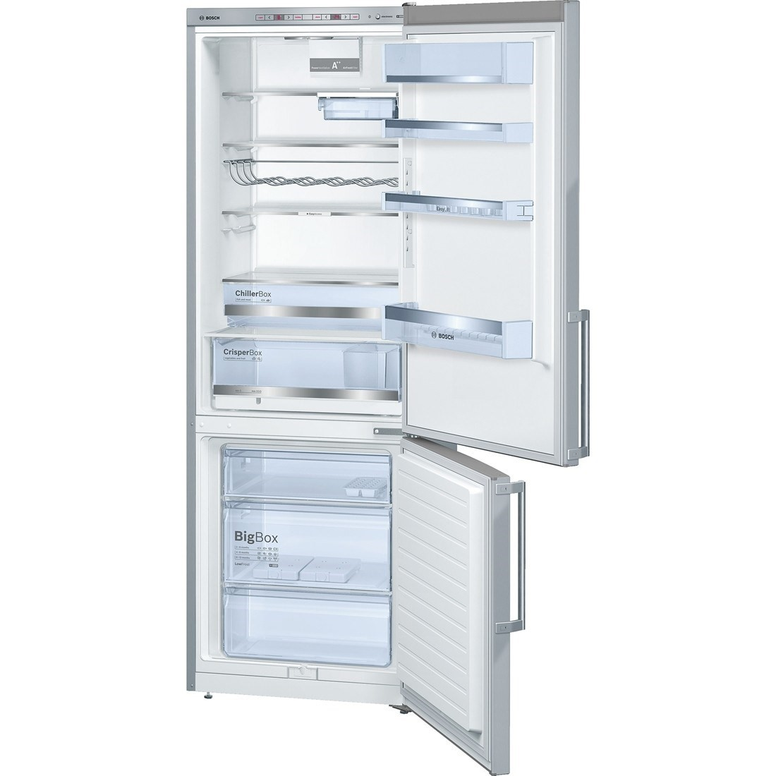 KGE49BI30G Fridge freezer