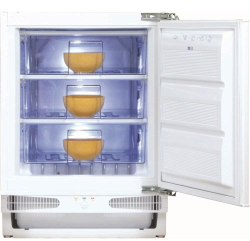 MFU800IN under counter freezer open