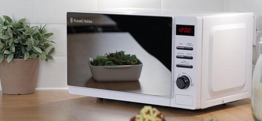 Russell Hobbs Rhm2079a 20l 800w Aura Freestanding Digital