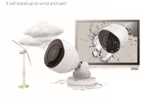 IP security cam