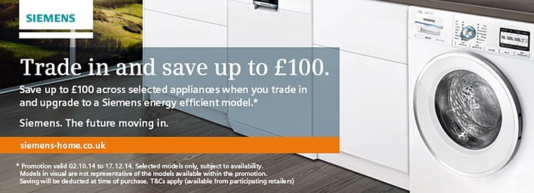 Trade in and save up to £100