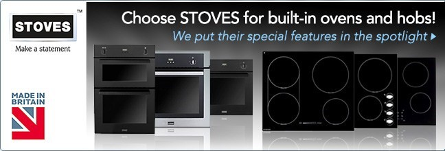 Stoves Built-in Ovens and Hobs