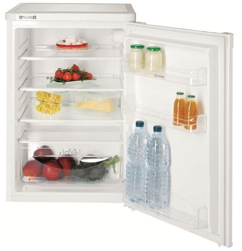 Countertop Height Fridge : ... TLAA10 Under Counter Freestanding Fridge - White Appliances Direct