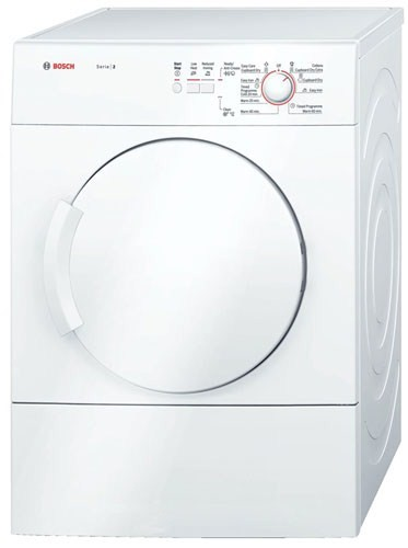 bosch tumble dryer instructions