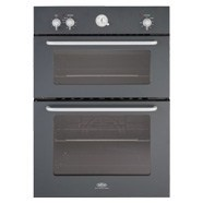 Anthracite Double Oven