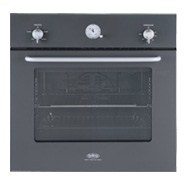 Anthracite Single Oven