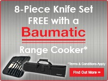 Baumatic Free Knife Set