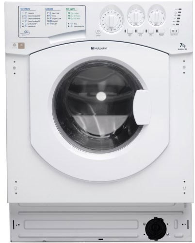 bhwm1292 integrated washing machine