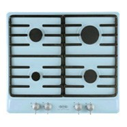 Duck Egg Blue 60cm Gas Hob