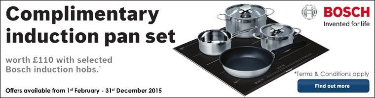 Bosch Complimentary Pan Set