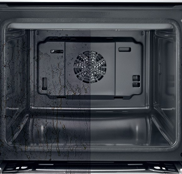 Bosch Self Cleaning Pyrolytic Ovens.