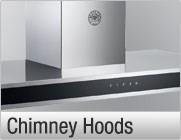 Bertazzoni Chimney Hoods