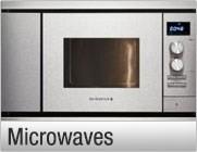 De Dietrich Microwave Ovens