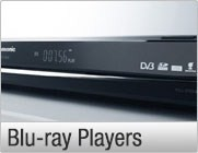 Panasonic Bluray Players