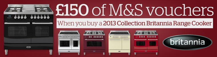 Britannia M&S Voucher Offer