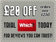 Trial Which? today and get FREE delivery!