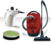 Floor Care - Vacuum cleaners, robotic vacuum cleaners, steam cleanters, carpet cleaners and more