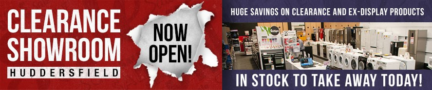 Showroom Clearance now on