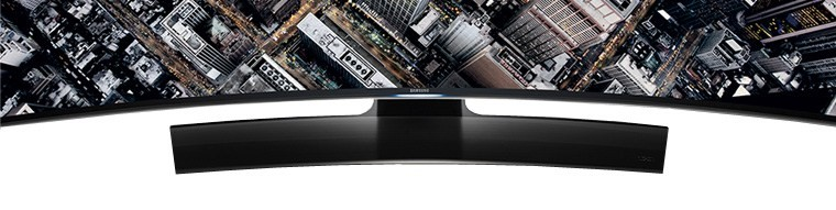 Curved Screen TVs