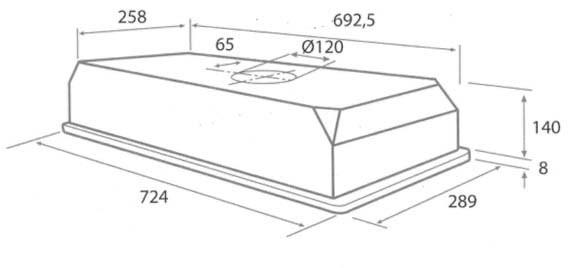 elb802m product diagram