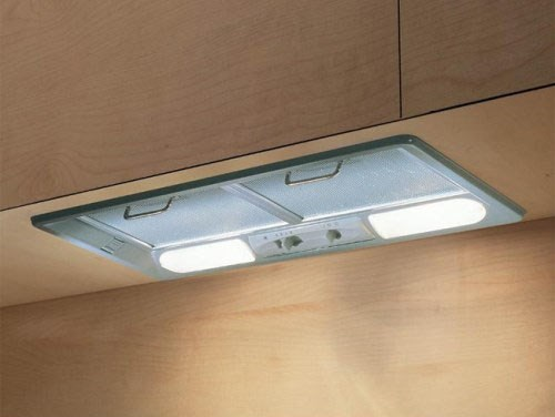 elb802m integrated cooker hood silver
