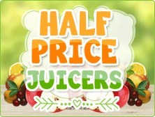 Half Price Juicers