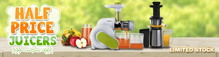 £50 off Juicers