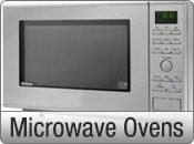 ex-display microwave ovens