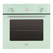 Pastel Green Single Oven
