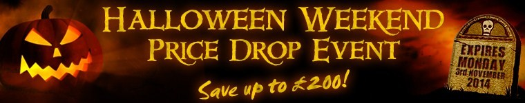 Halloween Weekend Price Drop