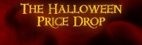 Halloween Price Drop