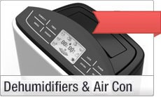 Dehumidifiers & Air Con