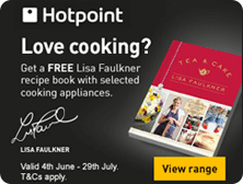 Hotpoint - Free Recipe Book