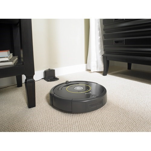 Irobot roomba650 roomba 650 vacuum cleaning robot - Can a roomba go from hardwood to carpet ...