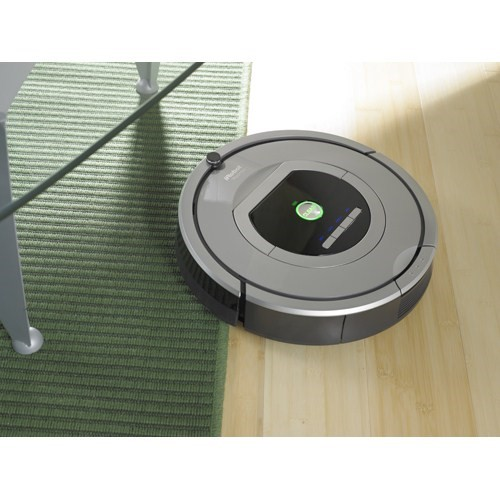 Irobot roomba760 pet and allergies vacuum cleaning robot - Can a roomba go from hardwood to carpet ...