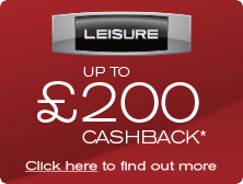 Leisure Cashback