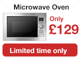 Bargain Microwave Oven