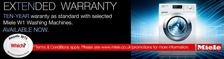 Miele 10 year warranty