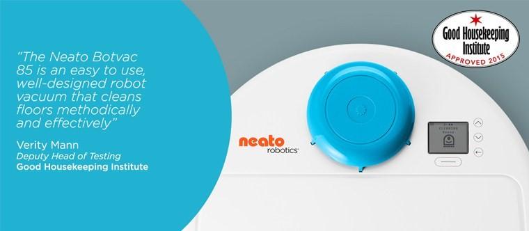 Neato Robot Vacuum Cleaners