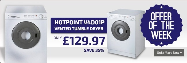 Offer of the week - Tumble Dryer