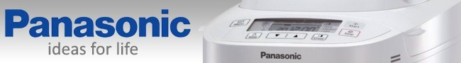 Panasonic Breadmaker SD-2501WXC