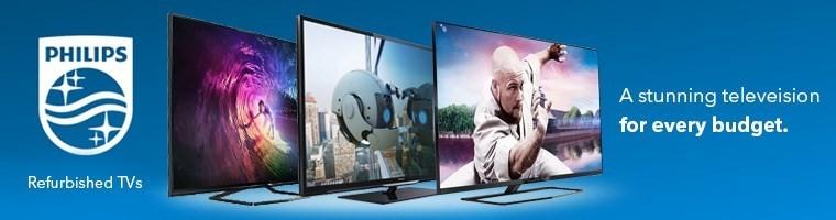 Philips Refurbished TVs