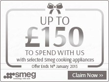 Smeg Free Cooking Voucher Offer