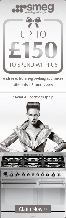 Smeg Cooking Voucher Offer
