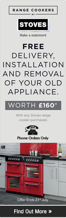 Stoves Free Delivery And Intallations