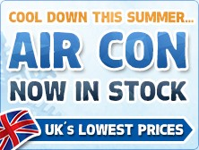 Summer Air Con in stock now